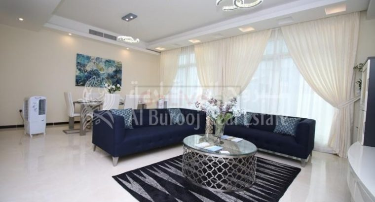 Modern Townhouse at Al Burooj Residence