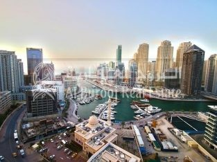 Exclusive Living in Dubai Marina with Full Sea View