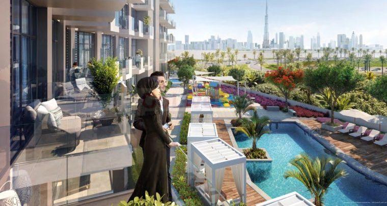 Freehold Studio in Dubai Healthcare City- Book Unit