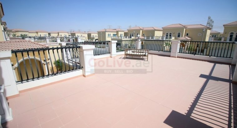Exclusive Rented Villa at Jumeirah Park