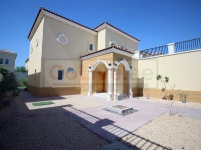 Exclusive Rented Villa at Jumeirah Park