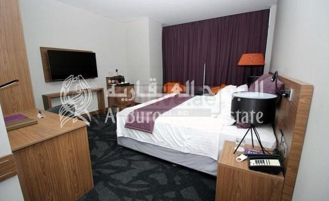 Park Lane,Business Bay-Luxury Hotel Unit with 10% ROI