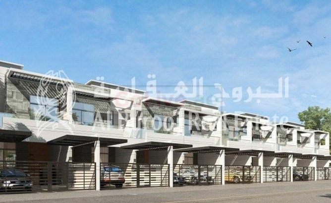 Townhouse Close to New Metro Line at Al Furjan