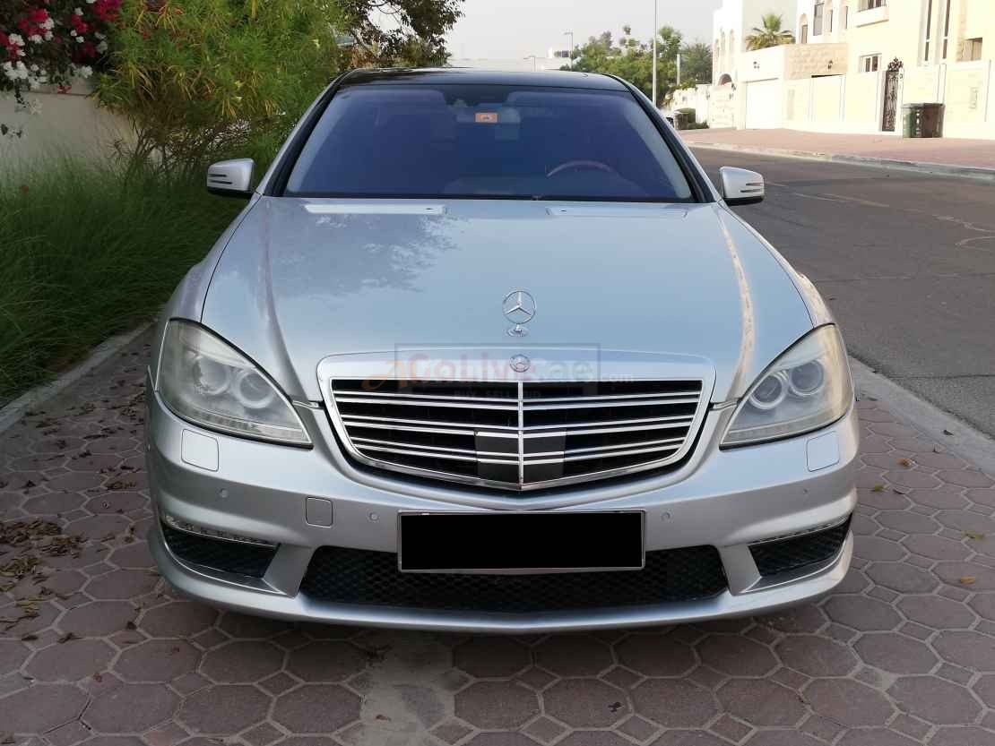 MERCEDES AMG S600 V12 2008, EXCELLENT CONDITION, ACCIDENT ...