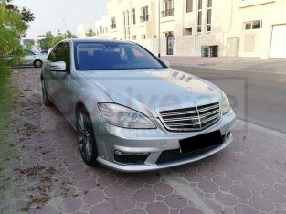 """ FIXED PRICE "" MERCEDES AMG S600 V12 2008, EXCELLENT CONDITION, ACCIDENT FREE"