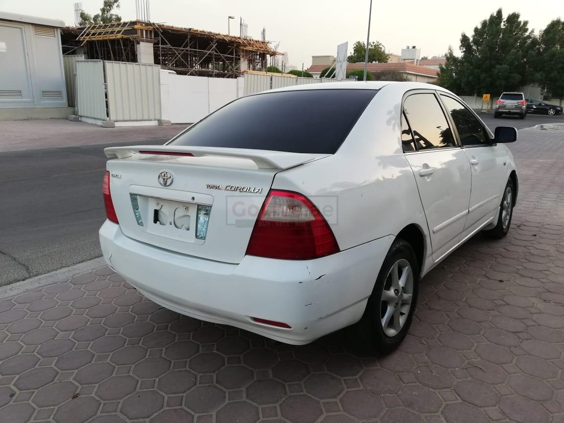 Kelebihan Toyota Corolla 2006 Harga