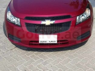 Chevrolet Cruze LS 1.8 CC 2012 GCC