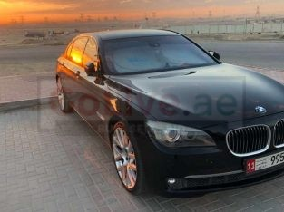 2011 BMW 750 Li Executive edition GCC. Car On Sale