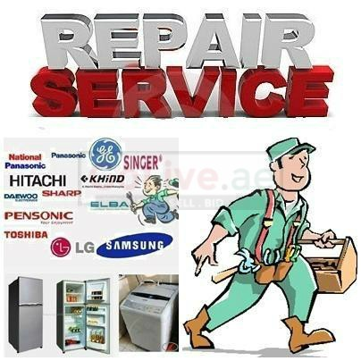 A.C/washing machines/Refrigerator/Central A.C repairing and installation services specialist with gu