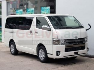 5seater and 8 seater and 15 seater van passenger transport