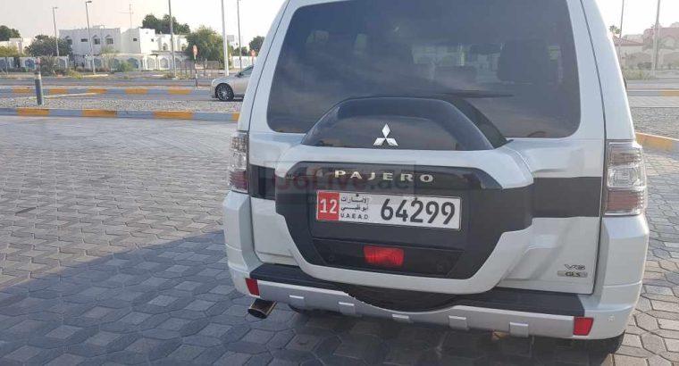 Mitsubishi Pajero 2017(December)
