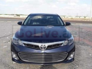 Toyota Avalon 2015 xle