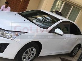 Chevrolet Cruze in awesome condition