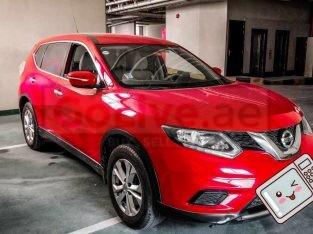 Nissan X-Trail Still Under Warranty