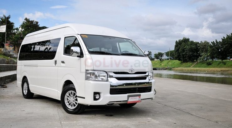 Rent bus and vans. Call now. Carlift service