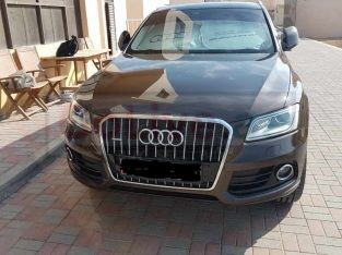 Audi Q5 2013 Teak Brown