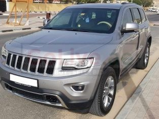 Jeep Grand Cherokee 2015 Limited Edition ( 40000 Kms)