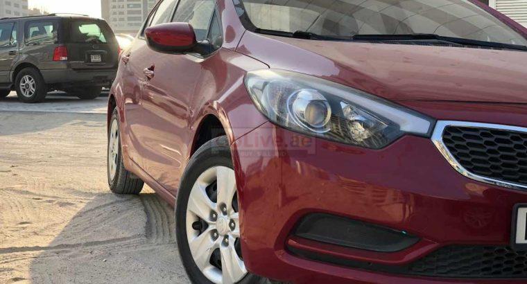 KIA CERATO – 41000 Km Only under warranty
