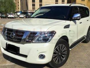Nissan Patrol Platinum 5.6 V8 (7 Speed) 2017-20000Kms For Sale AED 210000/-