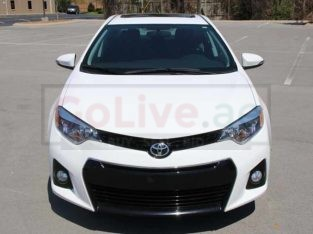 2016 Toyota Corolla …