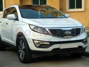 KIA SPORTAGE 2014 Full Option-Panoramic Roof GCC Forsale