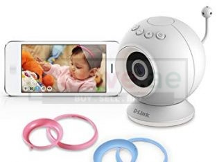 WIFI BABY camera D-link NEW