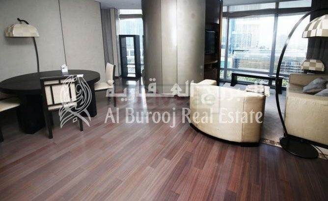 Fully Furnished Unit at Armani Residences