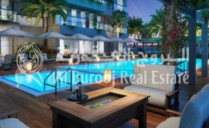 Last 1BR with Post Plan Pay 5% Move In