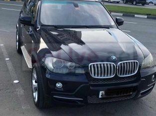 BMW X5 4.8is 2007