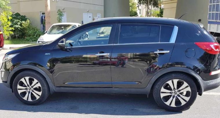 Kia Sportage 2014, 2.4 Liter, AWD in excellent condition for sale