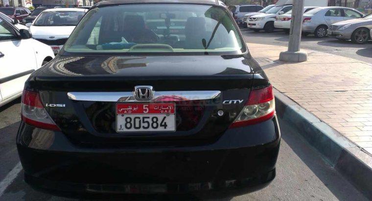 Honda City for sale