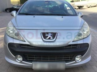 PEUGEOT 207 CC MODEL 2009 IN EXCELLENT CONDITION 056 177 34 88