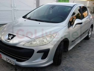 Peugeot 308 – 2008 model Still running well and smooth!