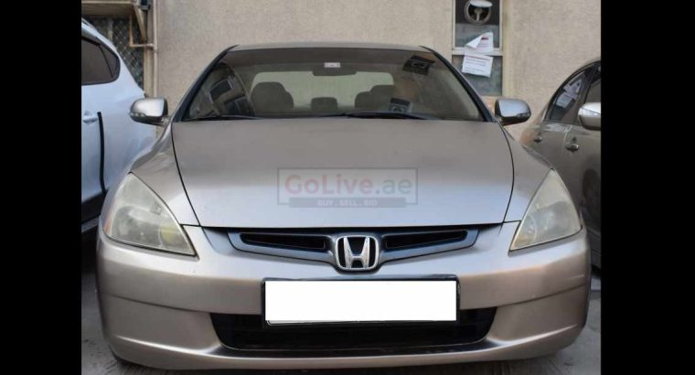Honda Accord 2005 in VGC