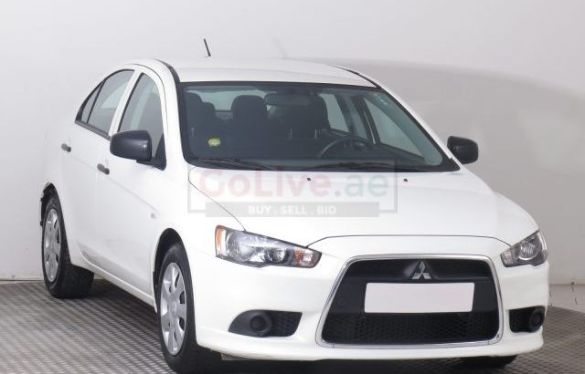 Mitsubishi Lancer 1.6 2015 for rent monthly basis