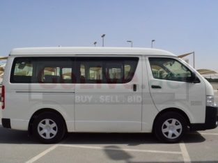 Toyota hiace hiroof 15 seater for rent