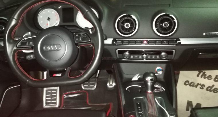 Audi S3, 2016, Excellent Condition for SALE