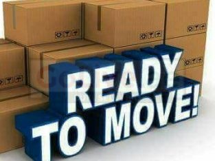 Hi i have double cabin pickup for rent Movers and Packers