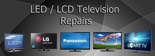 LED,LCD TV repairing