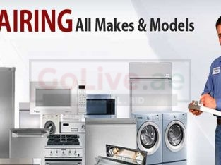Washing Machine,cooker, Refrigerator, Ac,and all home appliances repairing