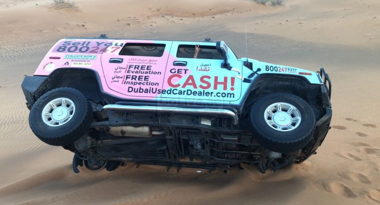 Sell Used Car in Dubai