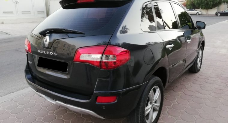 RENAULT KOLEOS 2013,4WD,NO 1 OPTION,PANORAMIC SUNROOF,LEATHER SEATS