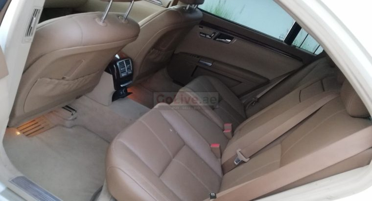 MERCEDES BENZ S350 2006,NO 1 OPTION,SUNROOF,LEATHER SEATS