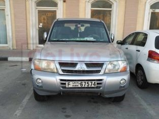 Pajero for urgent sale