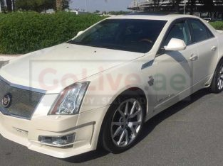 Cadillac CTS 2009 full option GCC