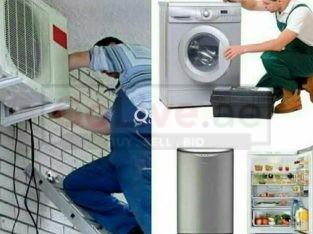 AC Fridge Washing Machine Repairing