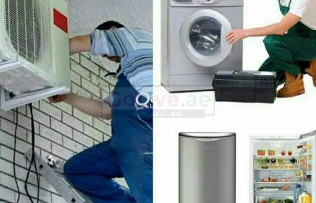 Call for Ac and Refrigrator Repiring.