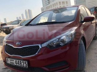 KIA CERATO – 41000 Km Only under warranty