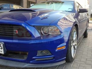 Ford mustang Roush GCC 2013