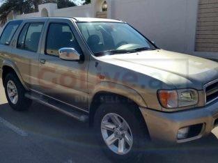 2005 Nissan Pathfinder, V6 3.5l, GCC Specs In Excellent Condition Car on sale